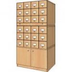 Каталожные шкафы (модули) (15)
